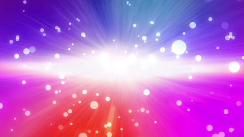 bokeh glow background forward color warm Animation