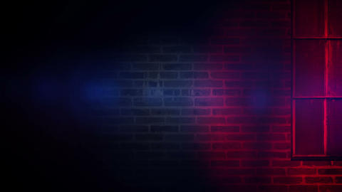 Police light -loop Animation