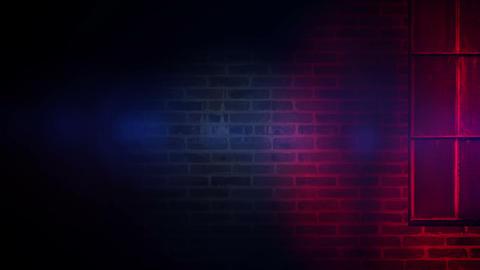 Police light -loop Animation