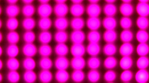 Flashing Pink Lights stock footage