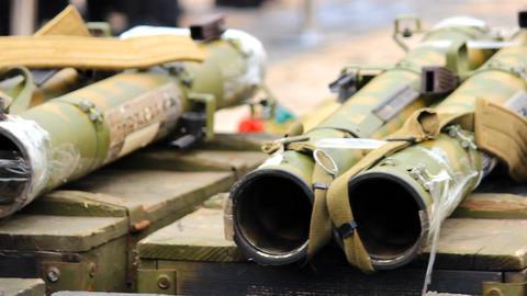 Reactive Infantry Flamethrowers Footage