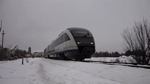Train 57 Footage