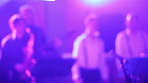 Disco music concert 18b Live Action
