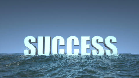 Success Ocean Animation