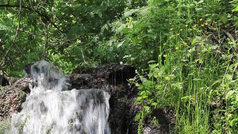 Waterfall 06 Footage