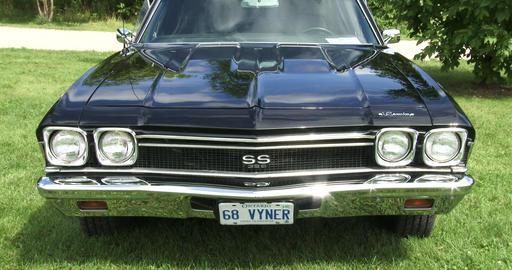 Chevrolet SS 30 el Camino Footage