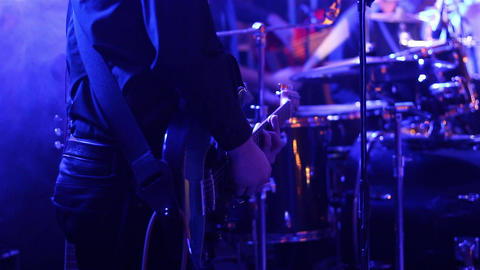 Disco music concert 19a Live Action
