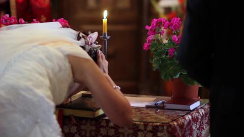 Religious wedding 06 Footage