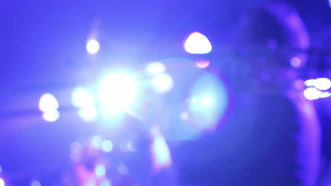 Disco music concert 19b Footage