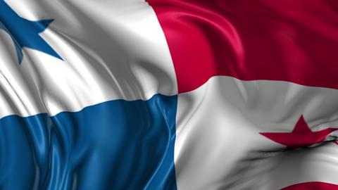 Flag of Panama Animation