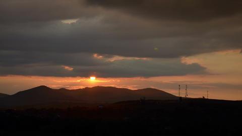 Sunset 60 Footage