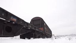 Train 58 Footage