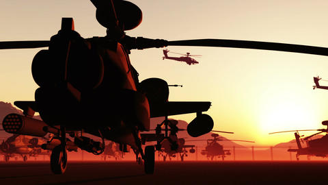 Apaches Base 02 loop Animation
