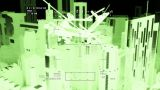 Apaches In City 09 Nightvision Apache Monitor stock footage