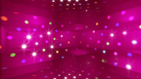 Disco Light RAr c4 HD Animation