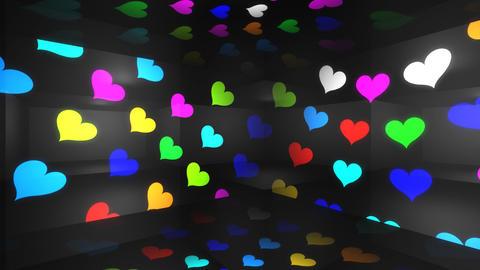 Disco Light RAr h2 HD Stock Video Footage