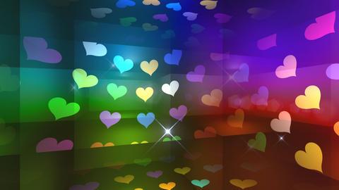 Disco Light RAr h4 HD Stock Video Footage