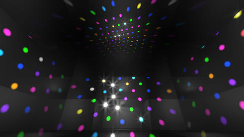 Disco Light RBf c2 HD Animation