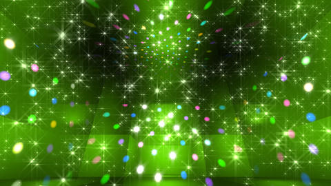 Disco Light RBf c4 HD Stock Video Footage