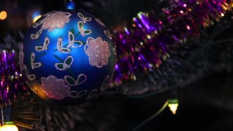 Christmas toys 3 Stock Video Footage