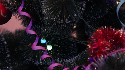 Christmas toys 5 Stock Video Footage