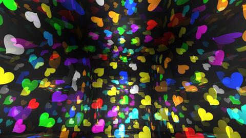 Disco Light RBf h1 HD Animation