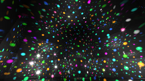 Disco Light RBr c1 HD Animation