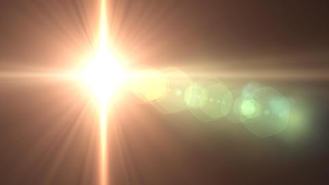 light expose center1 Stock Video Footage