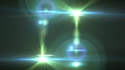 light twin reverse star Stock Video Footage