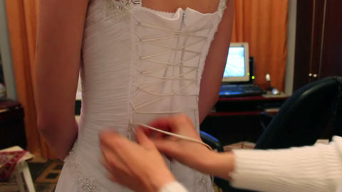 Wedding 1 Stock Video Footage
