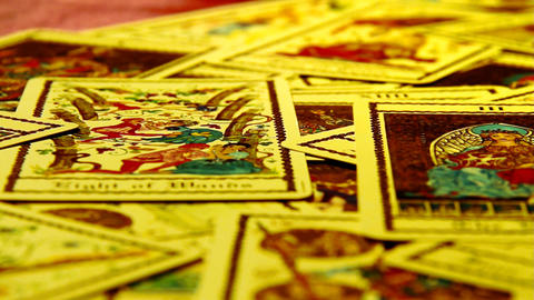 Foreteller Tarot Cards 09 Live Action