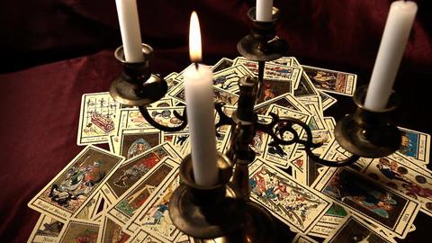 Foreteller Tarot Cards 17, Live Action