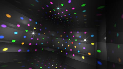 Disco Light RCr c2 HD Stock Video Footage