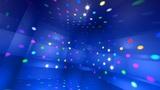 Disco Light RCr C4 HD stock footage