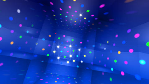 Disco Light RCr c4 HD Animation