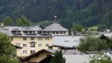 Small Town in Austria Tirol 01 Footage