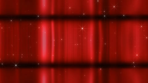Stage Curtain 3 Ac5 HD Animation