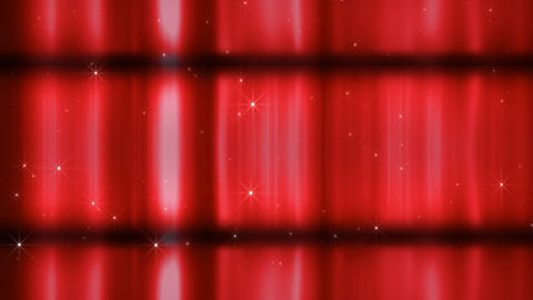 Stage Curtain 3 Ac5 HD Stock Video Footage