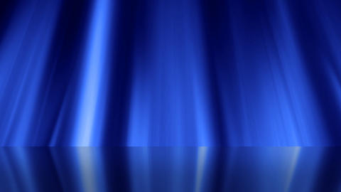 Stage Curtain 3 Ba2 HD Animation