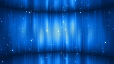 Stage Curtain 3 Ca6 HD Animation