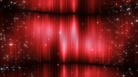 Stage Curtain 3 Cc3 HD Stock Video Footage