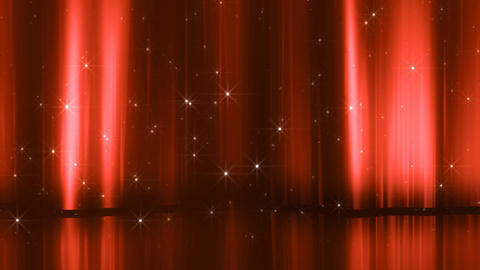 Stage Curtain 3 Dc2 HD Animation