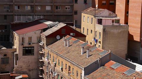 Naples Scene 02 Stock Video Footage