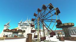 Amusement park Animation
