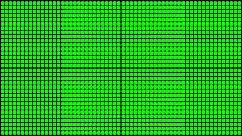 Green Screen Design 21 loop Animation