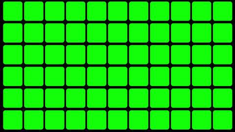 Green Screen Design 23 loop Stock Video Footage