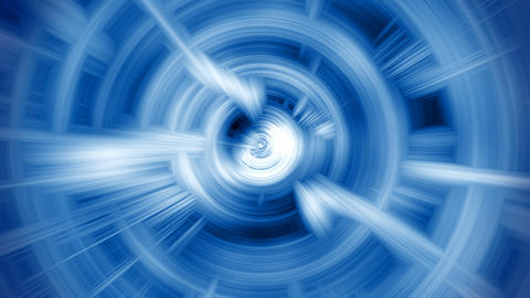 Rotating rays abstract Animation