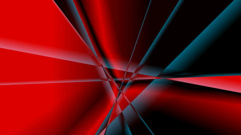 Rotating lines (rays) Stock Video Footage