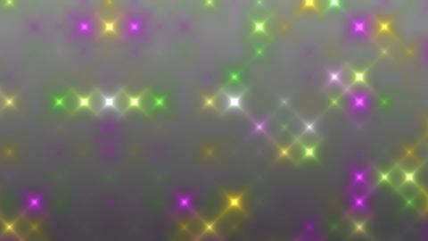 Color flickering fires Stock Video Footage