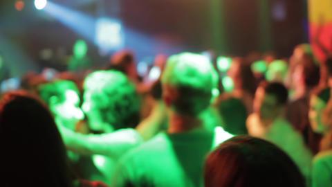 Disco club 18 Footage